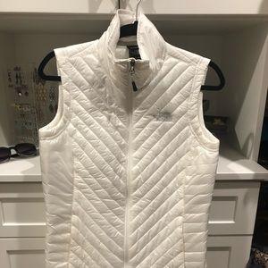 Northface zip up vest